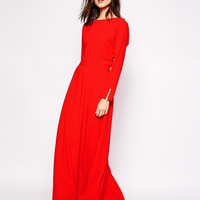 Warehouse Glamour Maxi Dress