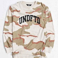 Undefeated Camo Long-Sleeve Tee
