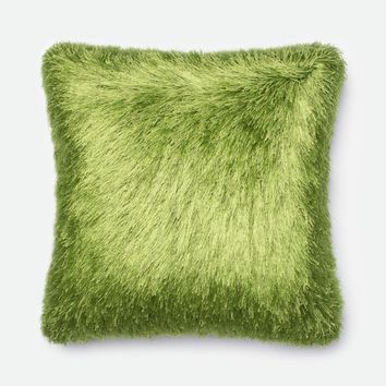 Loloi Green Decorative Throw Pillow (P0245)
