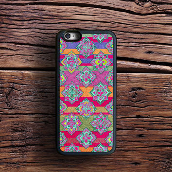 Color Pop Doodle Pattern in Peach, Pink, Purple & Emerald Green Case iPhone 6s Plus, iPhone 6 case, iPhone 5s 5C 4s Case, Samsung Case, iPod case, iPad Case, HTC Case, Nexus Case, LG case, Xperia case