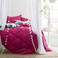 LaCrosse® Comforter and Sham