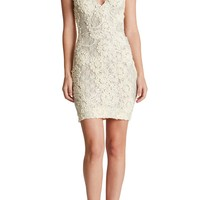 Dress the Population 'Zoe' Embellished Lace Body-Con Dress | Nordstrom