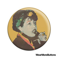 Poly Styrene X-Ray Spex 70s Punk New Wave Dub Bondage Top of the Pops Badge or Magnet
