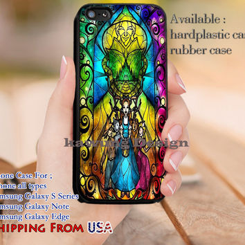 The wizard of Oz Stainned Glass iPhone 6s 6 6s+ 5c 5s Cases Samsung Galaxy s5 s6 Edge+ NOTE 5 4 3 #movie #TheWizardOfOz dl10