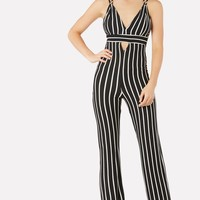 Party Line Jumpsuit