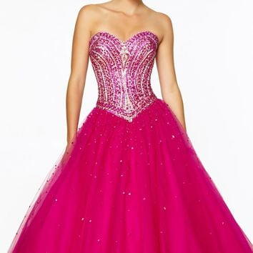 Paparazzi by Mori Lee 97125 Dress