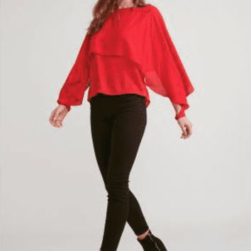 Women's Jack by BB Dakota Next Big Thing Blouse