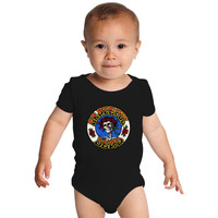 Grateful Dead Live At Red Rocks Amphitheater Baby Onesuits