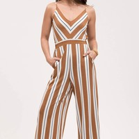 Against All Odds Jumpsuit