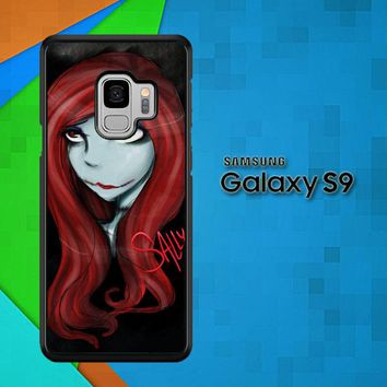 Sally The Nightmare Before Christmas Y0861 Samsung Galaxy S9 Case