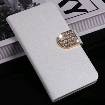 DKF4S Luxury Flip leather Case For Samsung Galaxy Core i8262 i8260 Leather case cover ,free shipping