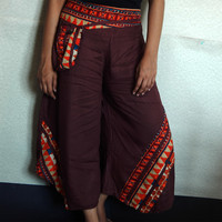 Palazzo Trousers, Women's Trousers, Culottes