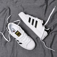 """Adidas"" Superstar Shell toe Classic Casual Sneakers"