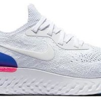 1803 Nike Epic React Flyknit Men's Training Running Shoes AQ0067-101