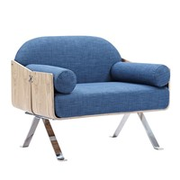 Jorn Chair Dodger Blue