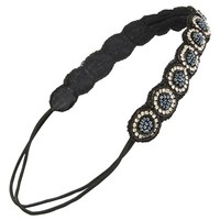 Stephan & Co. Beaded Head Wrap