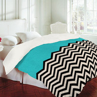 DENY Designs Home Accessories | Bianca green duvet cover