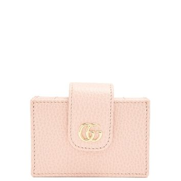 GG Marmont expandable leather cardholder | Gucci | MATCHESFASHION.COM US