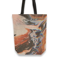 'move with me- trippy' Totebag by DuckyB on miPic