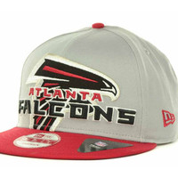 Atlanta Falcons NFL 2013 Squared Up 9FIFTY Cap