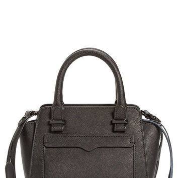 Rebecca Minkoff Micro Avery Leather Tote LAVELIQ