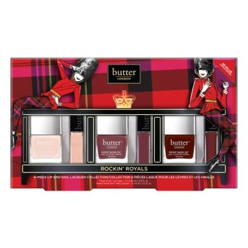 butter LONDON Rockin' Royals Collection ($66 Value) | Nordstrom