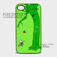 Baymax and Groot Plastic Cases for iPhone 4,4S, iPhone 5,5S, iPhone 5C, iPhone 6, iPhone 6 Plus, iPod 4, iPod 5, Samsung Galaxy Note 3, Galaxy S3, Galaxy S4, Galaxy S5, Galaxy S6, HTC One (M7), HTC One X, BlackBerry Z10 phone case design