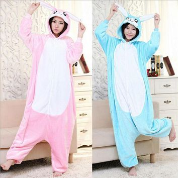 PEAPIX3 Cartoons Animal Couple Winter Home Sleepwear Halloween Costume [9220978948]