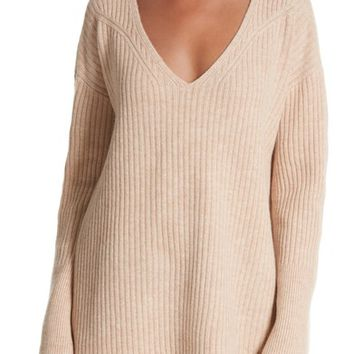 rag & bone Mitchell Merino Wool Sweater | Nordstrom