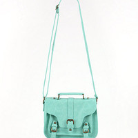 Kirra Structure Buckle Crossbody Bag at PacSun.com