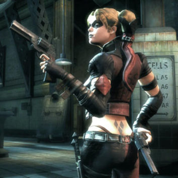 Injustice: Gods Among Us Harley Quinn Insurgency costume cosplay
