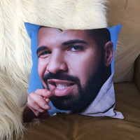 Champagne Papi Pillow