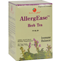 Health King AllergEase Herb Tea - 20 Tea Bags