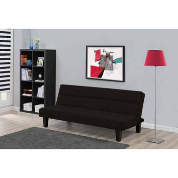 Convertible Futon Sofa Bed Living Room Small Space Furniture College Dorm Room