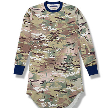 Bee Line Camo Tall Tee - Shirts & Polos - Sale - Billionaire Archive