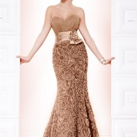 MNM Couture 7390A   Evening Gowns   Prom Dresses   Homecoming Dresses   Pageant Gowns   GownGarden.com
