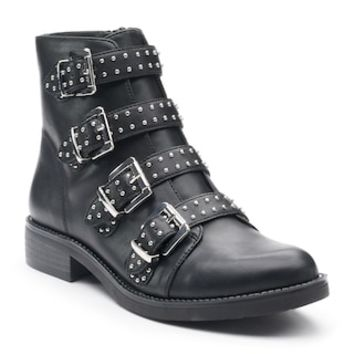 madden NYC Studleyy Women's Ankle Boots | null