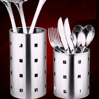 Stainless Steel Kitchen Utensils Draining Rack
