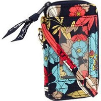 Vera Bradley All in One Wristlet (Happy Snails)