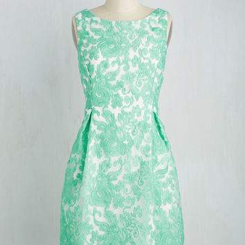 Waltz to Whimsy Dress | Mod Retro Vintage Dresses | ModCloth.com