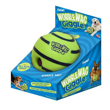 Favorite Dog Toy, Wobble Wag Giggle Ball, As Seen on TV