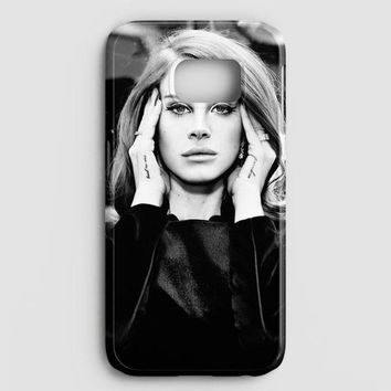 Lana Del Rey And Marina The Diamonds Photo Collage Samsung Galaxy Note 8 Case