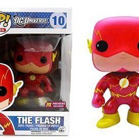 Funko Pop Heroes: DC Universe - New 52 The Flash Exclusive Vinyl Figure