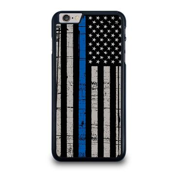 THIN BLUE LINE FLAG iPhone 6 / 6S Plus Case Cover