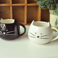 Cat Mug Coffee, Tea & Soup Cup
