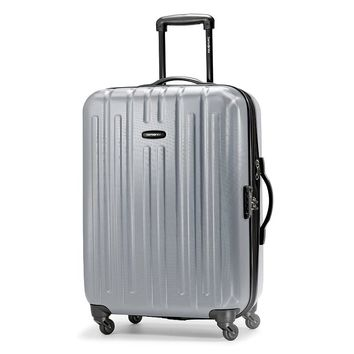 Samsonite Luggage, Ziplite 360 28-in. Hardside Expandable Spinner Upright (Grey)