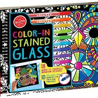 Color in Stained Glass TOY