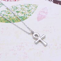 Egyptian Ankh symbol necklace