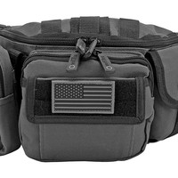 Tactical Fanny Pack - Grey