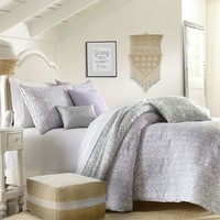Wendy Bellissimo™ Meadow Cove Reversible Comforter Set in Multi